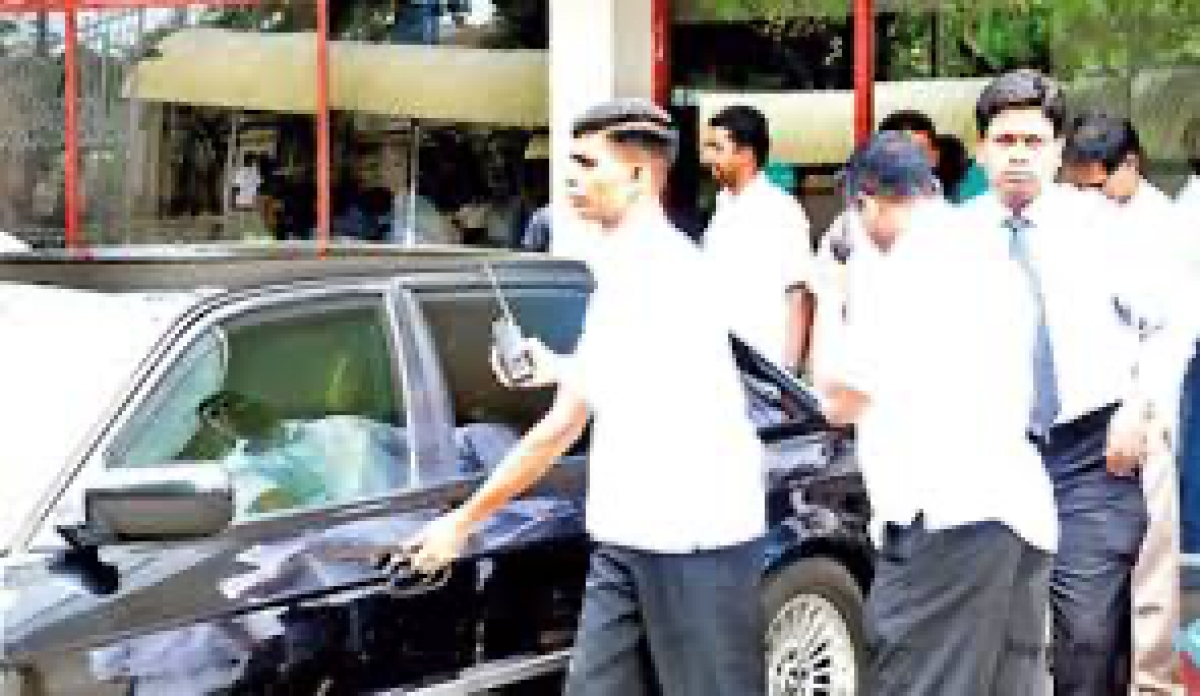 MSD Police Inspector And Two Sons Test Positive For COVID19