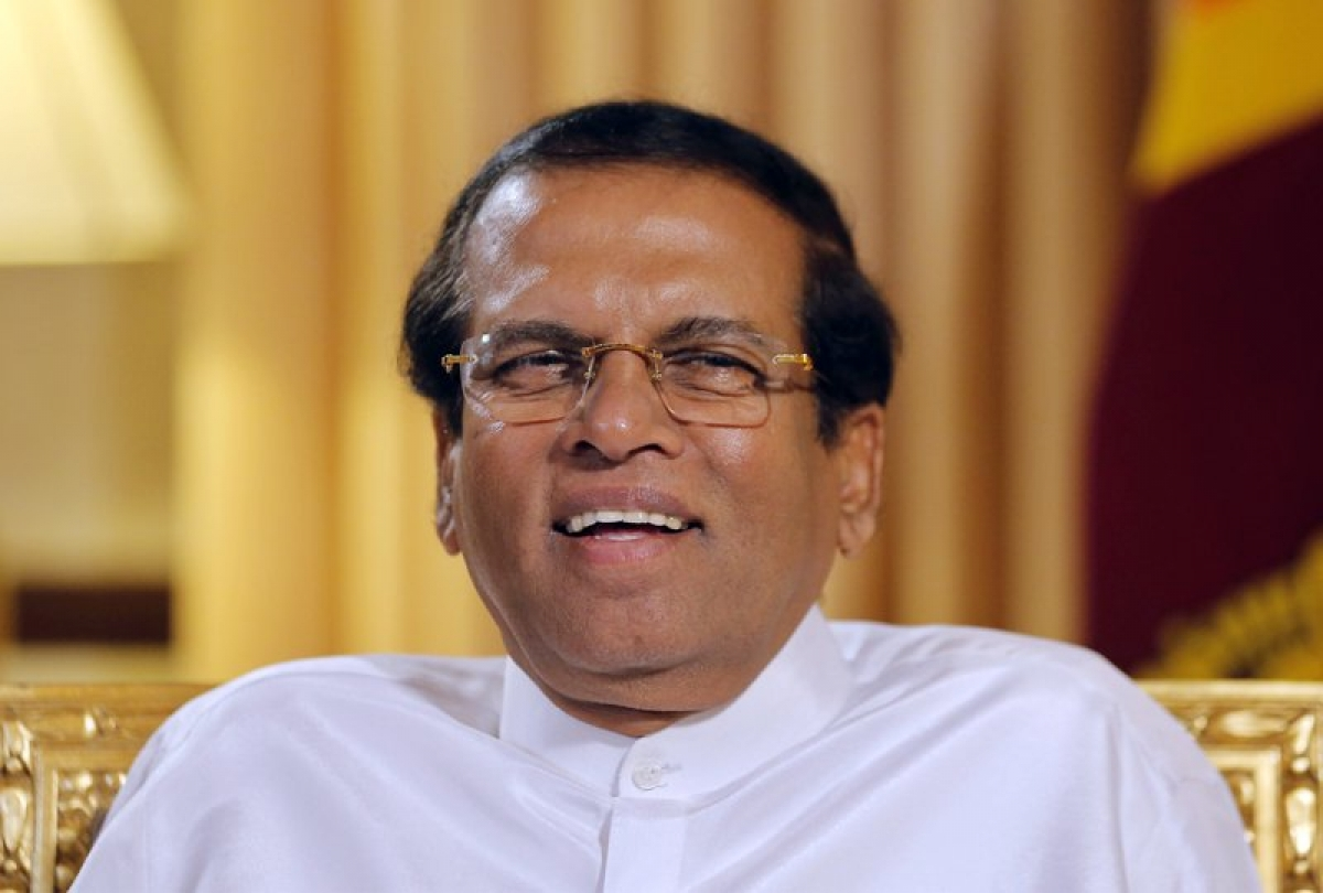 Former President Sirisena Indicates SLFP Strongly Considering The Possibility Of Leaving SLPP-led Government