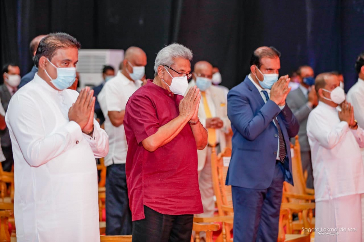 Minister Rohitha Anbeygunawardena's Presence At Opening Of Tyre Factory In Horana Sparks Social Media Outrage