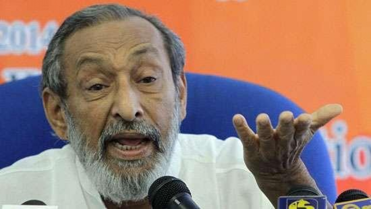 Minister Vasudewa Nanayakkara Tests Positive For COVID19: 82-Year-Old Minister The Third MP To Test Positive For Virus